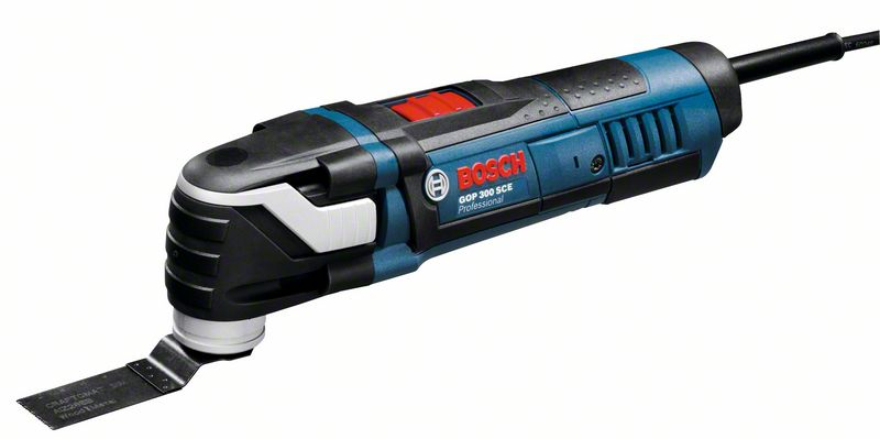 Bosch GOP 300 SCE Professional 300w Multitool