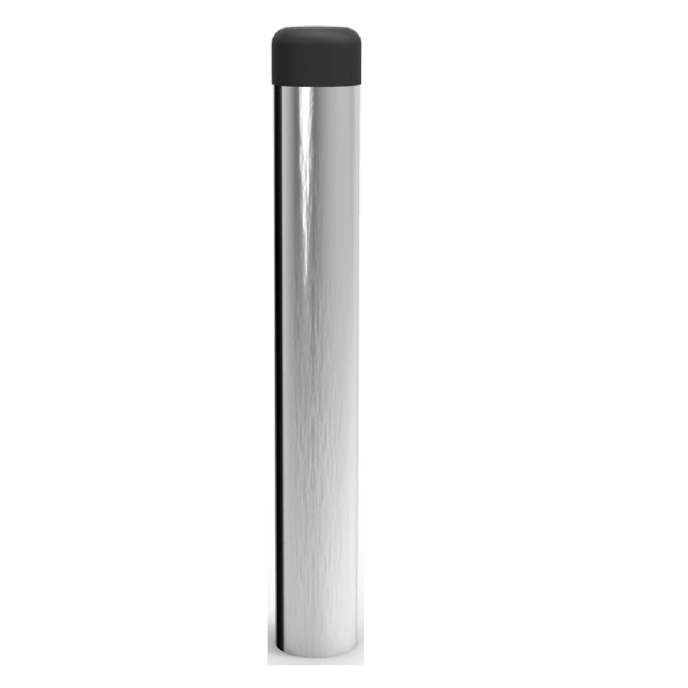 AA122SC DOORSTOP - CYLINDER (WITHOUT ROSE) SC