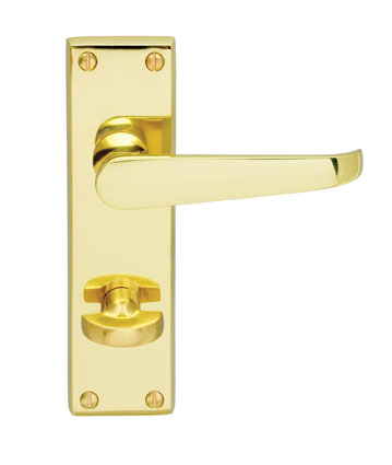 M30WC Victorian Bathroom Lever Furniture PB