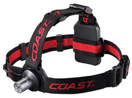 Coast HL3 Head Torch 100 Lum