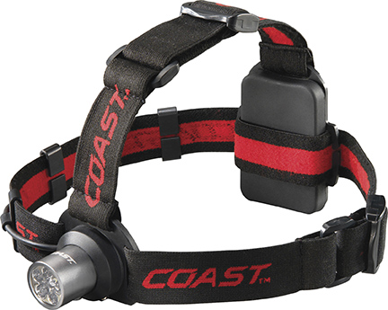 Coast HL5 Head Torch 175 Lum