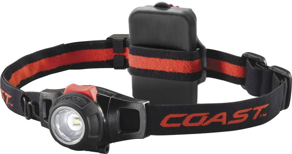 Coast HL7R Rechargeable Head Torch
