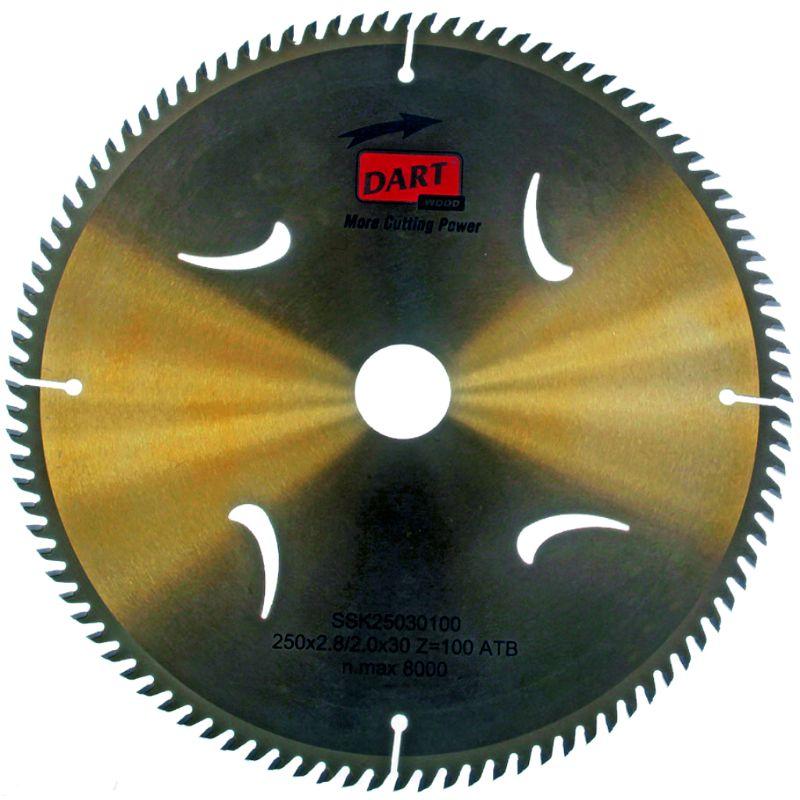 Dart Gold Circ. Saw Blade 300 x 30 x Z24