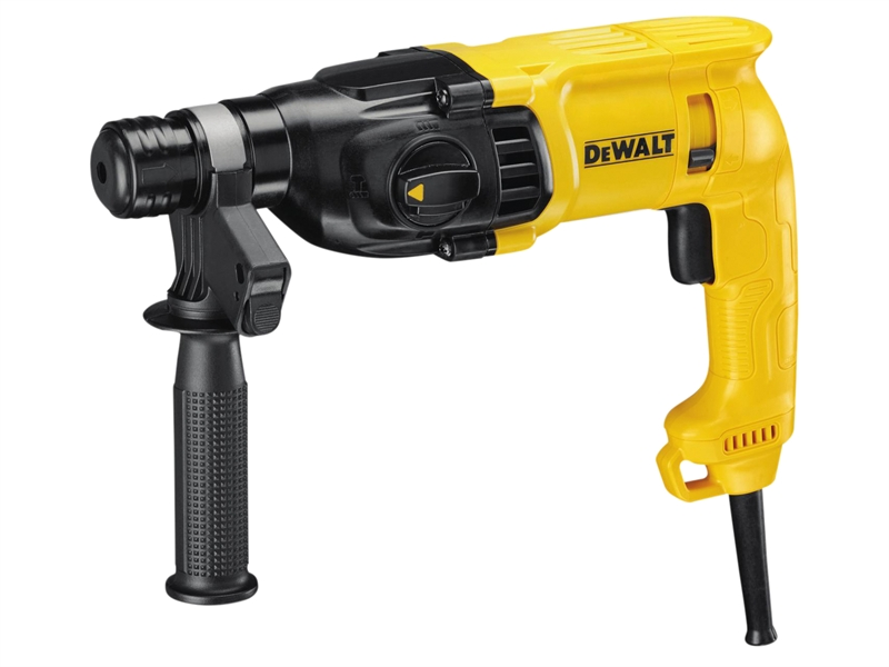 DeWalt D25033K SDS Plus 3 Mode Hammer Drill