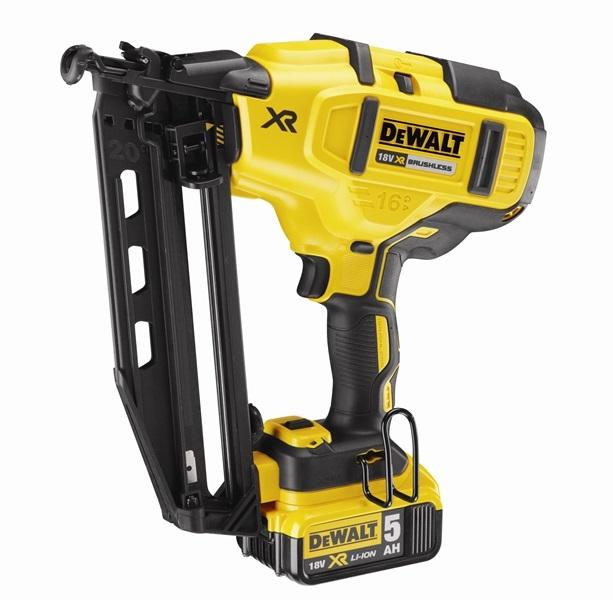 DeWALT DCN660P2 XR Brushless 2nd Fix Nailer