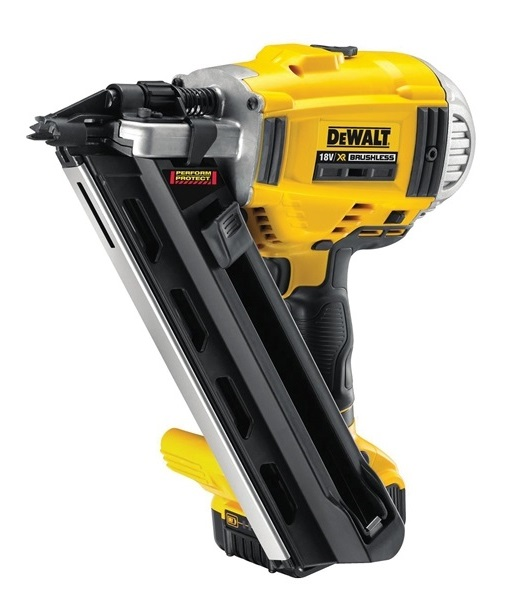 DeWALT DCN692P2 XR Brushless 1st Fix Nailer