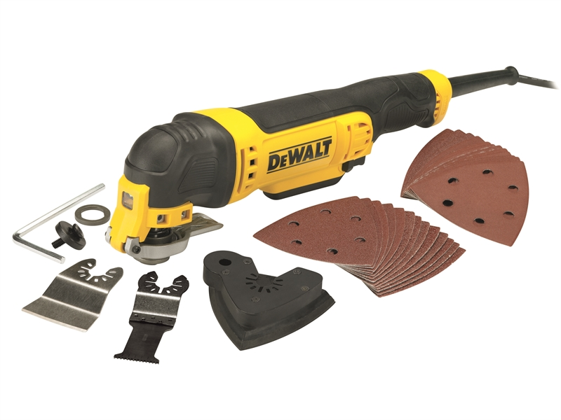 Dewalt DEW315 Multi-Tool + 29 Accessories