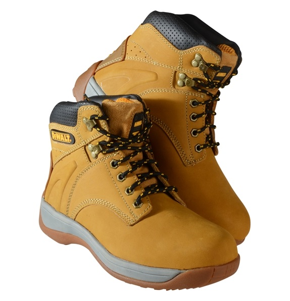 Dewalt Extreme 3 Wheat Safety Boots Sz 10