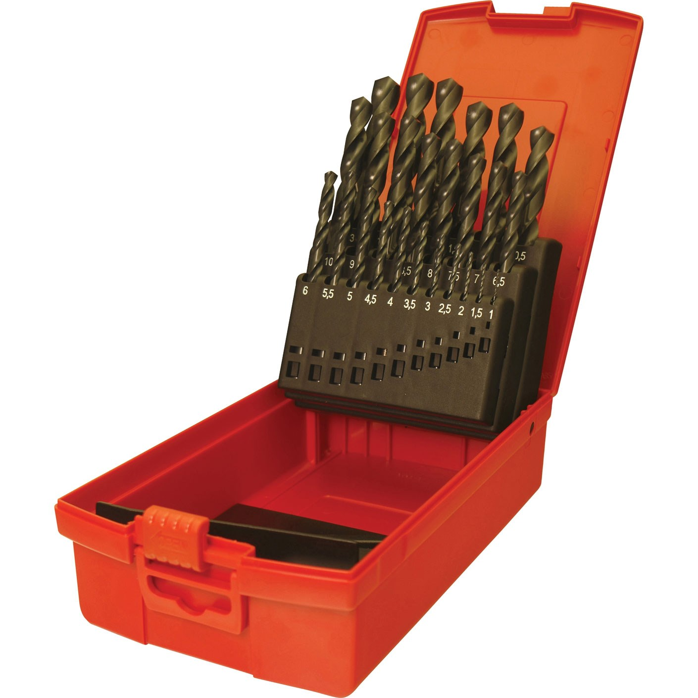 Dormer A190018 29pc A100 Drill Bit Set