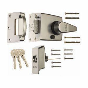 ERA 1930 HIGH SECURITY NIGHT LATCH 60mm SC