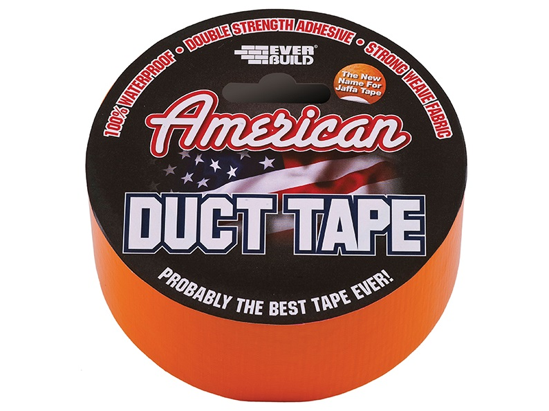 Everbuild American Duct Tape 50MM 25MTR