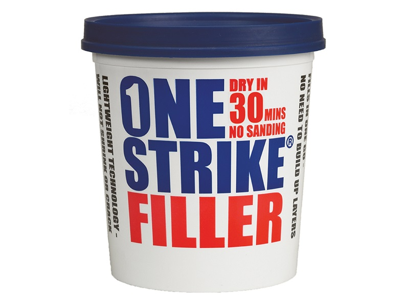 Everbuild One Strike Filler 1Ltr
