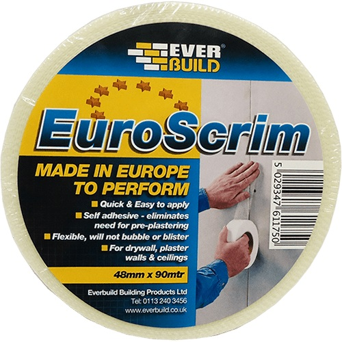 Everbuild EUROSCRIM 48MM 90MTR
