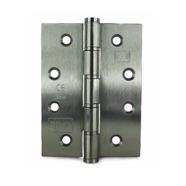 Excel 102mm Grade 7 Washered Butt Hinge SSS