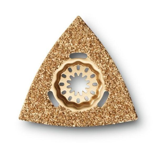 Fein 001 Starlock Triangle Carbide Rasp 80mm
