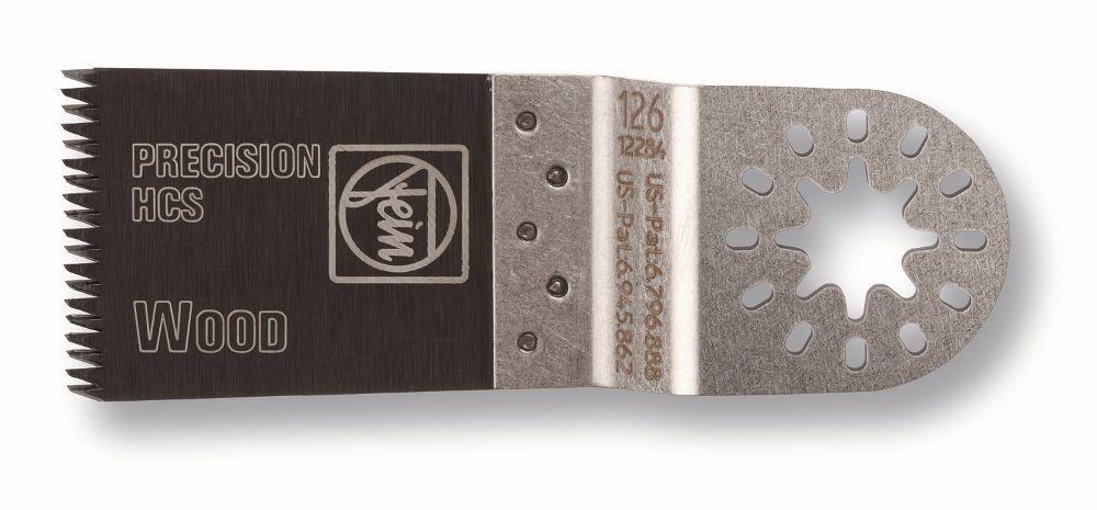 Fein 126 E-Cut Precision Blade 35mm