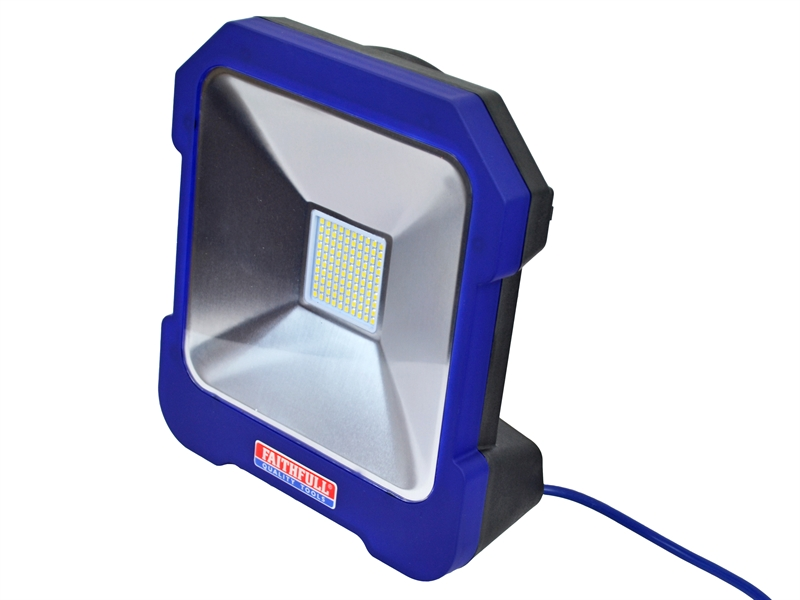 Faithfull SMD LED Task Light 240V