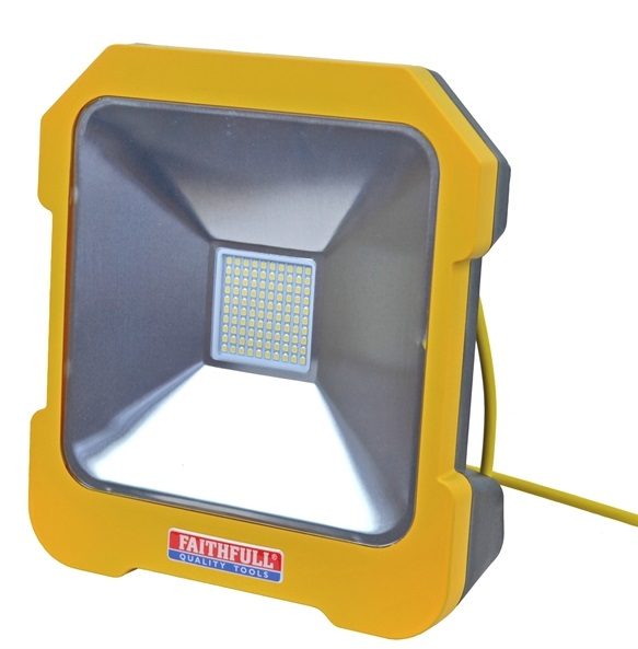 Faithfull SMD LED Task Light 110V