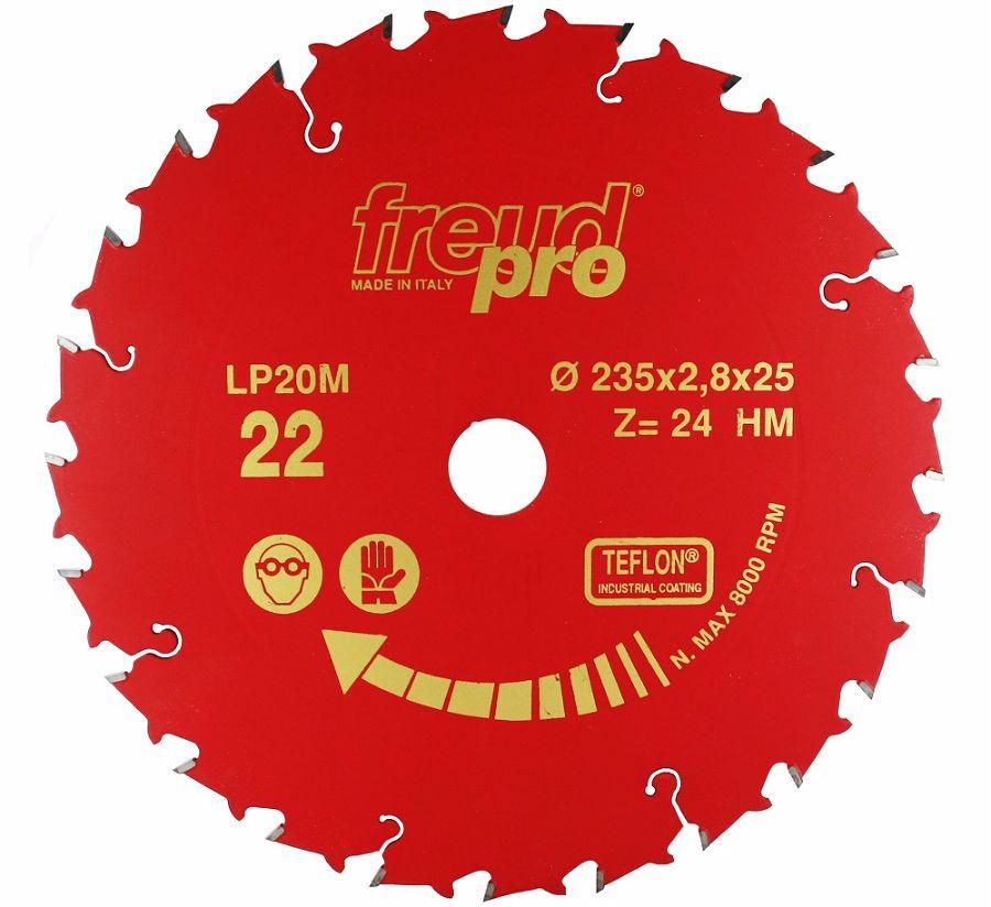 FREUD LP20M 022 Rip Saw Blade 235 X 25 X 24T