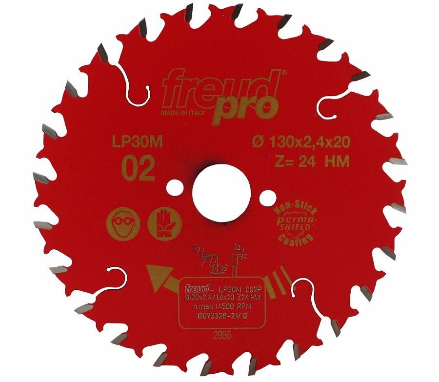 FREUD LP30M 002 GP Saw Blade 130 X 20 X 24T