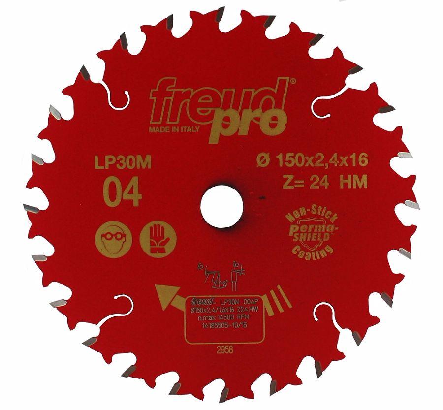 FREUD LP30M 004 GP Saw Blade 150 X 16 X 24T