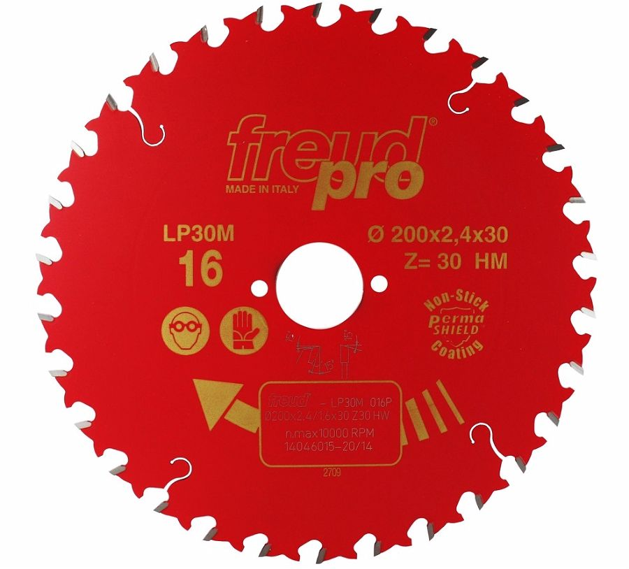 FREUD LP30M 016 GP Saw Blade 200 X 30 X 30T