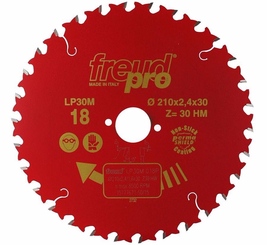 FREUD LP30M 018 GP Saw Blade 210 X 30 X 30T
