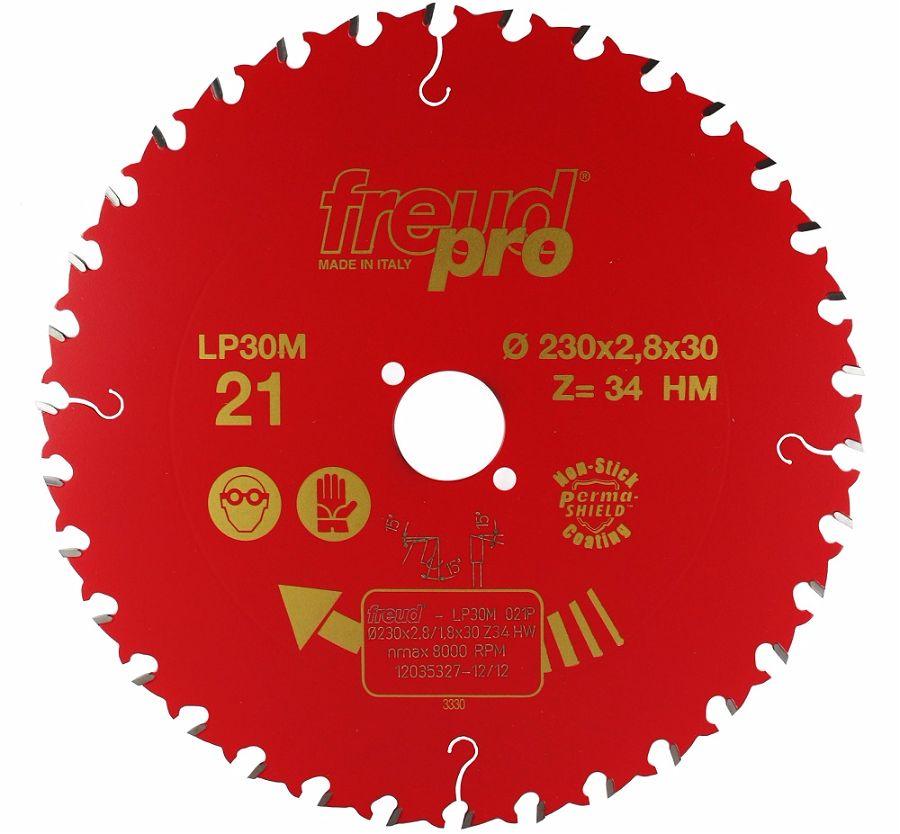 FREUD LP30M 021 GP Saw Blade 230 X 30 X 34T