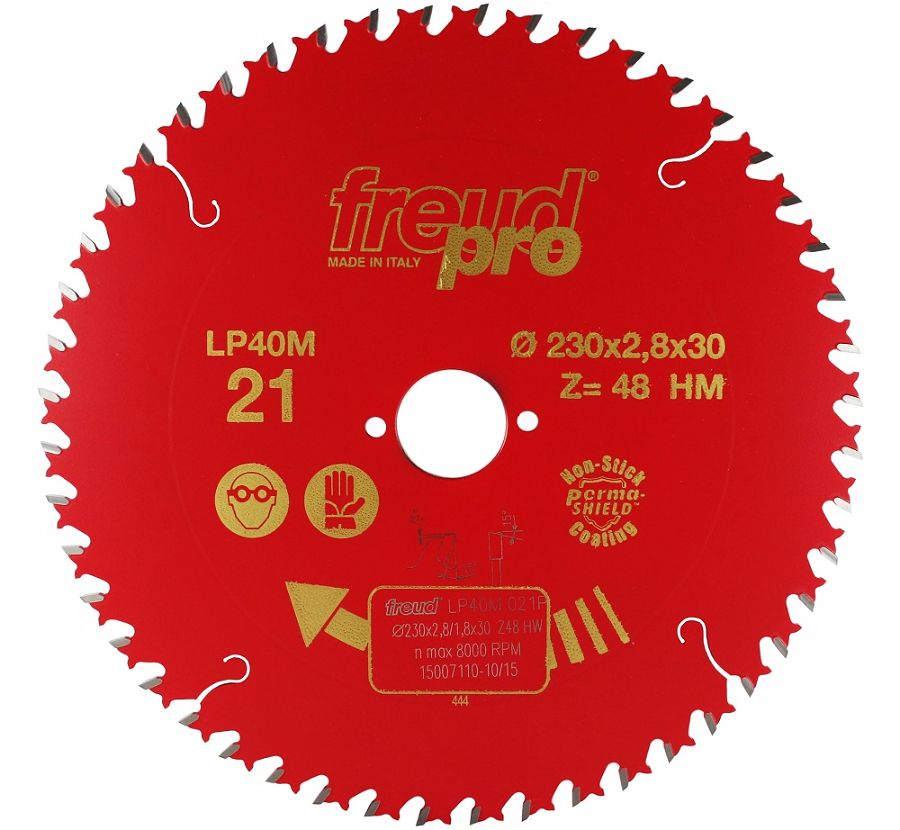 FREUD LP40M 021 Fine Saw Blade 230 X 30 X 48T