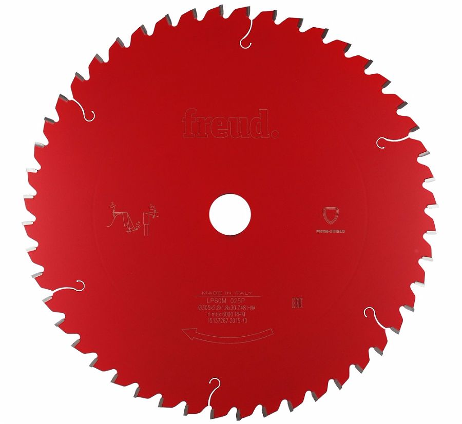 Freud Industrial Saw Blade 305 x 30 X 48T