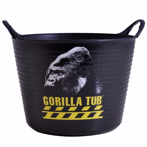Gorilla Micro 5L Tub Black