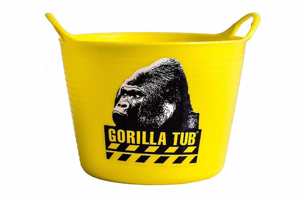 Gorilla Micro 5L Tub Yellow