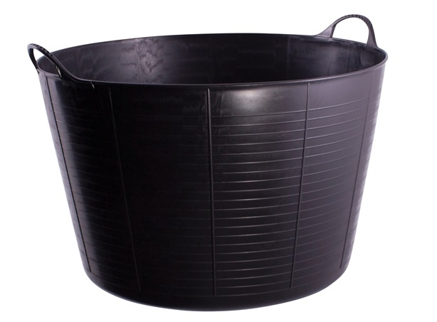 Gorilla Tub Extra Large 75 Litre Black