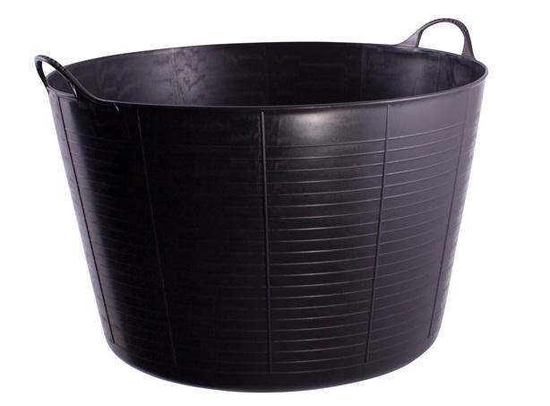 Gorilla Tub Extra Large 75 Litre Black