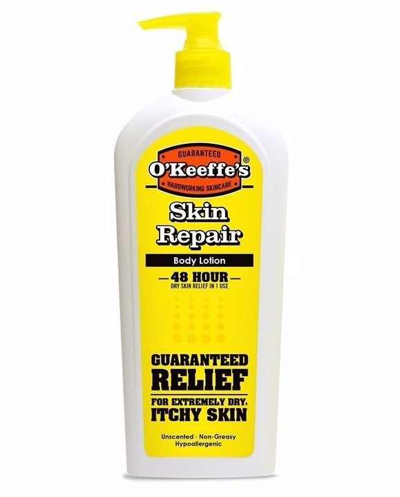 O'Keeffe's Skin Repair Body Lotion Pump 325ml
