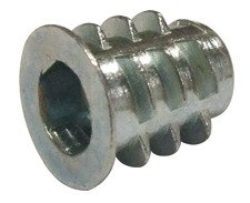 M6 x 13 Screw In Sleeve With 6mm Socket Drive