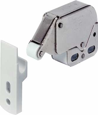 24554701 Spring Catch Mini Latch White