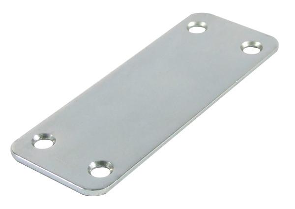 26021950 2mm Bzp Csk Hole Flat Plate