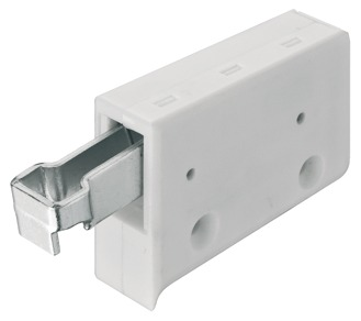 Cabinet Hanger, Screw Fixing - Unhanded