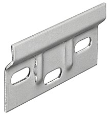 63x39mm Cabinet Hanging Wall Plate