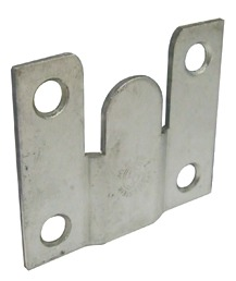 Cabinet Hanger Wall Plate (Sold Each)