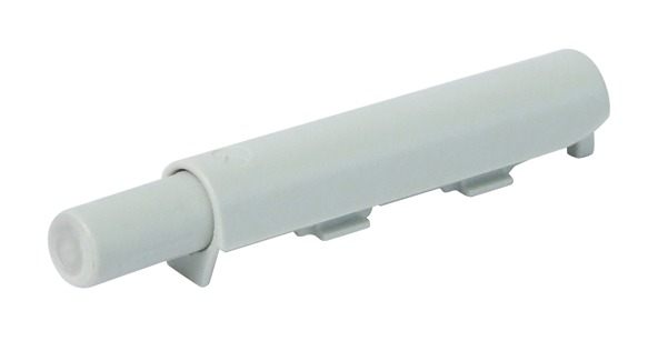 K-Push Rail Mounted With Buffer, Short (Grey)
