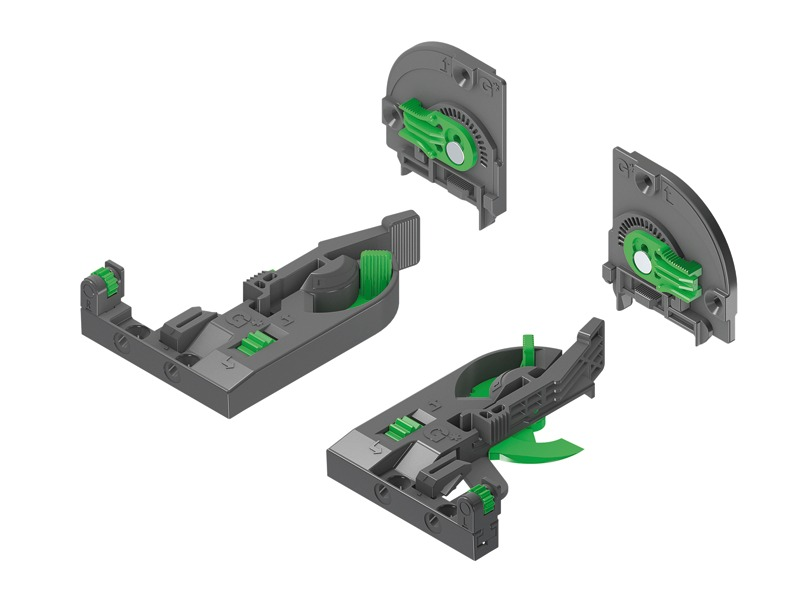 4D Fixing Clips For Dynapro Runners