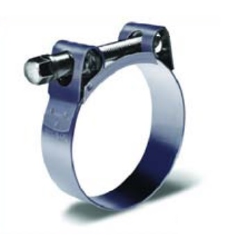 27-29mm A78 Series Heavy Duty Hose Clamp