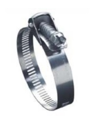 355-508mm G76 Series Quick Release Hose Clamp