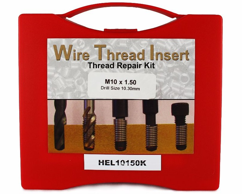 Helicoil M10 x 1.50P Thread Insert Kit