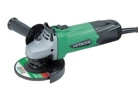 Hitachi G12SS 115mm Angle Grinder 580W 110V