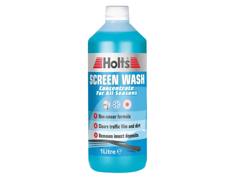 HOLTS SA1F Screenwash 1 Litre