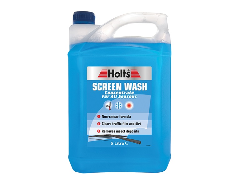 HOLTS SA5F Screenwash 5 Litre