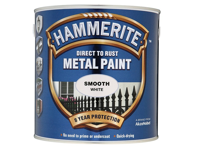 HAMMERITE Direct to Rust Smooth Finish Metal